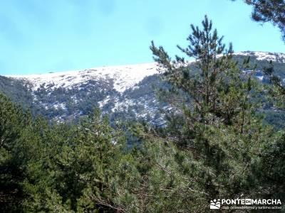 Cascadas de La Granja - Chorro Grande y Chorro Chico; mapas de madrid; verano;grupos senderismo madr